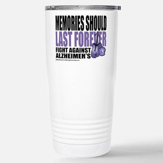 Memories Last Forever Stainless Steel Travel Mug