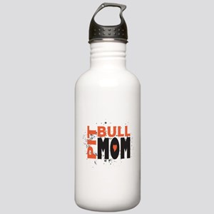 Pit Bull Mom Stainless Water Bottle 1.0L