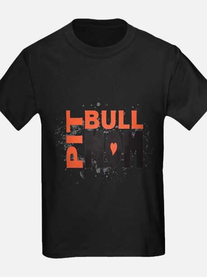 Pit Bull Mom T