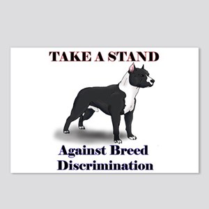Take a Stand B&W Postcards (Package of 8)