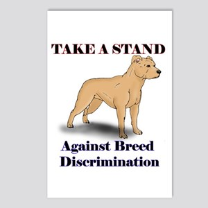 Take a Stand Uncropped Postcards (Package of 8)