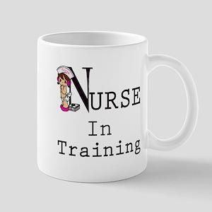Nurse In Training copy Mugs