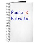 Peace is Patriotic Journal