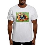 CaninenCancerAwareness Ash Grey T-Shirt