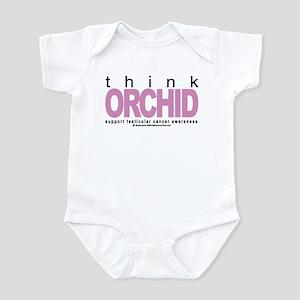 Testicular Cancer Think Orchi Infant Bodysuit