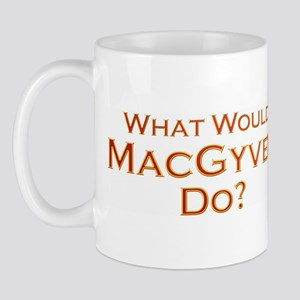 macgyver_white Mugs