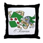 O'Kieran Family Sept Throw Pillow