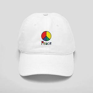 Emphatic Peace Colours Cap