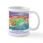 Santa Cruz Island, California Mug