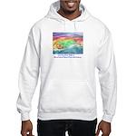 Santa Cruz Island, California Hooded Sweatshirt