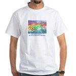 Santa Cruz Island, California White T-Shirt