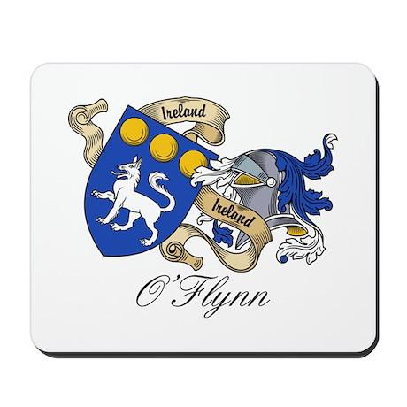 O'Flynn Family Coat of Arms Mousepad