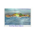 Santa Rosa, California Rectangle Magnet (10 pack)