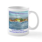 Santa Rosa, California Mug