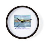 Santa Rosa, California Wall Clock