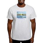 Santa Rosa, California Light T-Shirt