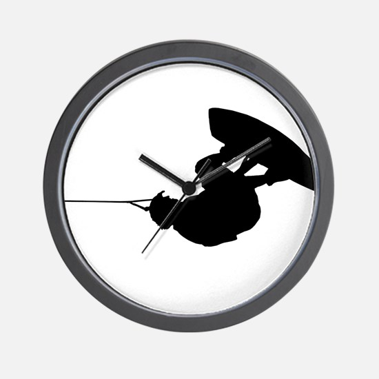 Wakeboard Invert Stalefish Wall Clock