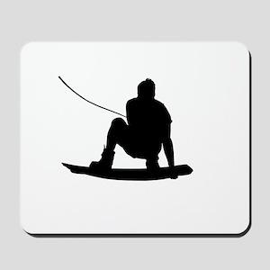 Wakeboard Air Method Grab Mousepad