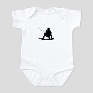 Wakeboard Air Method Grab Infant Bodysuit