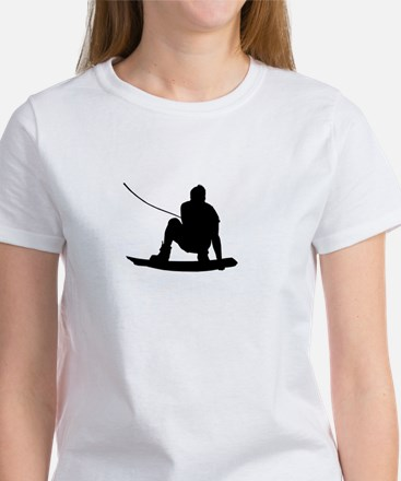 Wakeboard Air Method Grab Women's T-Shirt