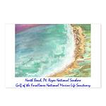 North Beach, Pt. Reyes, CA Postcards (Package of 8