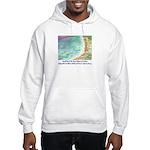 North Beach, Pt. Reyes, CA Hooded Sweatshirt