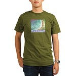 North Beach, Pt. Reyes, CA Organic Men's T-Shirt (