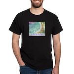 North Beach, Pt. Reyes, CA Dark T-Shirt