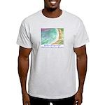 North Beach, Pt. Reyes, CA Light T-Shirt