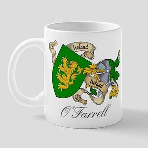 O'Farrell Family Coat of Arms Mug