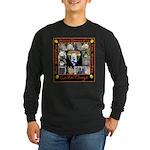 Meet The SweatDogs Long Sleeve Dark T-Shirt