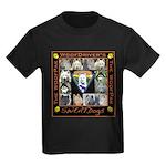Meet The SweatDogs Kids Dark T-Shirt