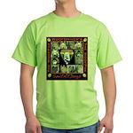 Meet The SweatDogs Green T-Shirt