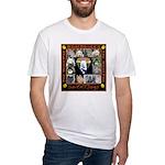 Meet The SweatDogs Fitted T-Shirt