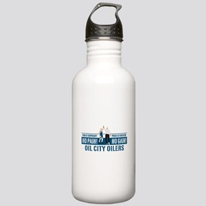 Oilers Stainless Water Bottle 1.0L