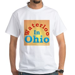Ohio White T-Shirt