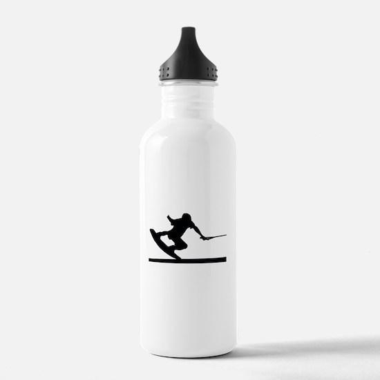 Funny Board Water Bottle