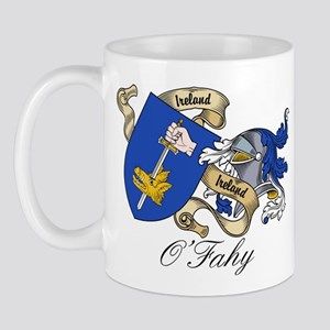 O'Fahy Family Coat of Arms Mug