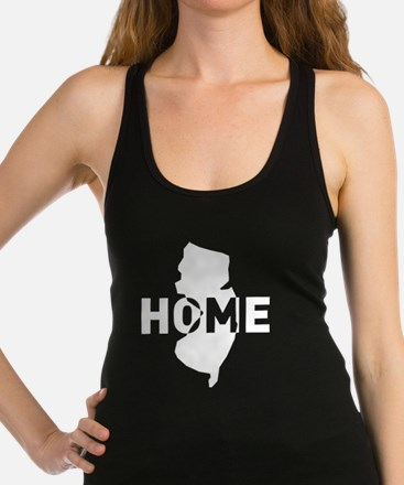 Home is where New Jersey is Tank Top