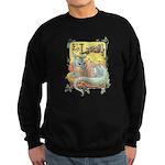 Dragon Reader Sweatshirt (dark)