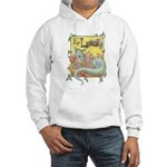 Dragon Reader Hooded Sweatshirt
