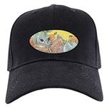Dragon Reader Black Cap