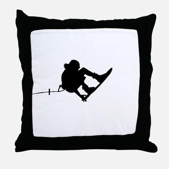 Unique 09 Throw Pillow