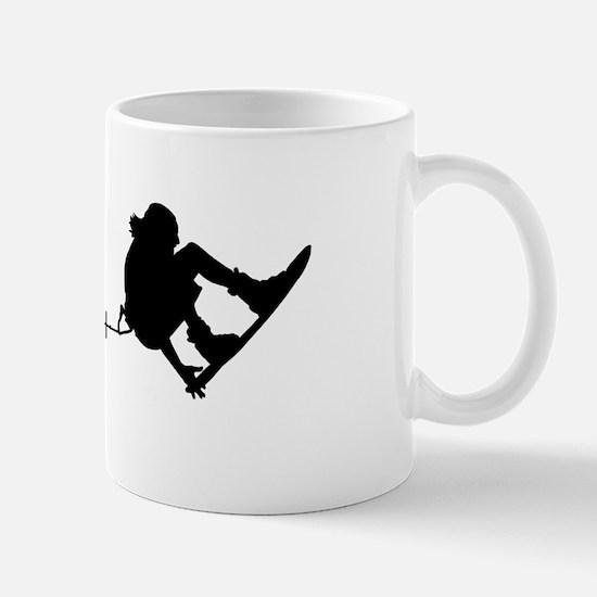 Cute Wake boarding Mug