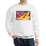 Fruit Watercolor Sweatshirt
