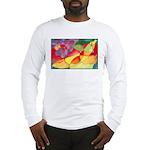 Fruit Watercolor Long Sleeve T-Shirt