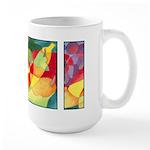 Fruit Watercolor Large Mug