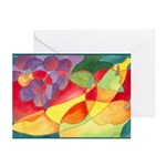 Fruit Watercolor Greeting Cards (Pk of 10)