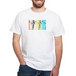 Chris Fabbri Digital Indian Boy T-Shirt