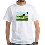 Chris Fabbri Digital Sunrise T-Shirt